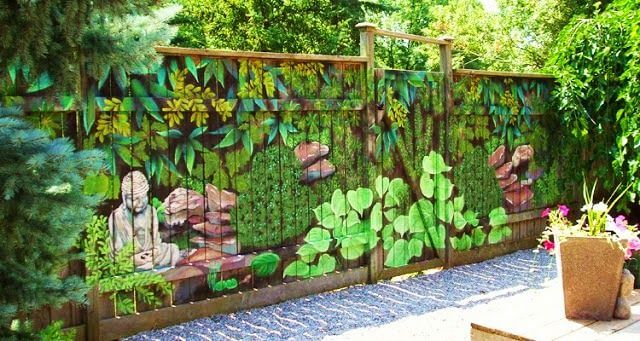15 Unique Garden Fence Ideas, Designs, and Pictures in 2020