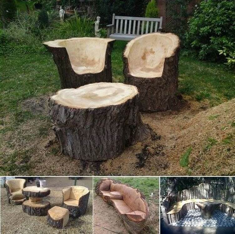 Convert it into a Chair