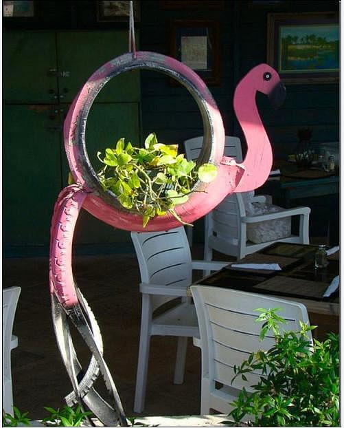 Flamingo Tire