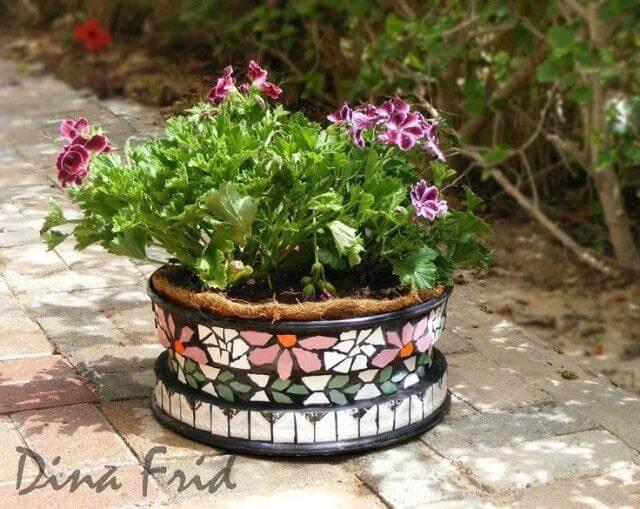 Rim Planter