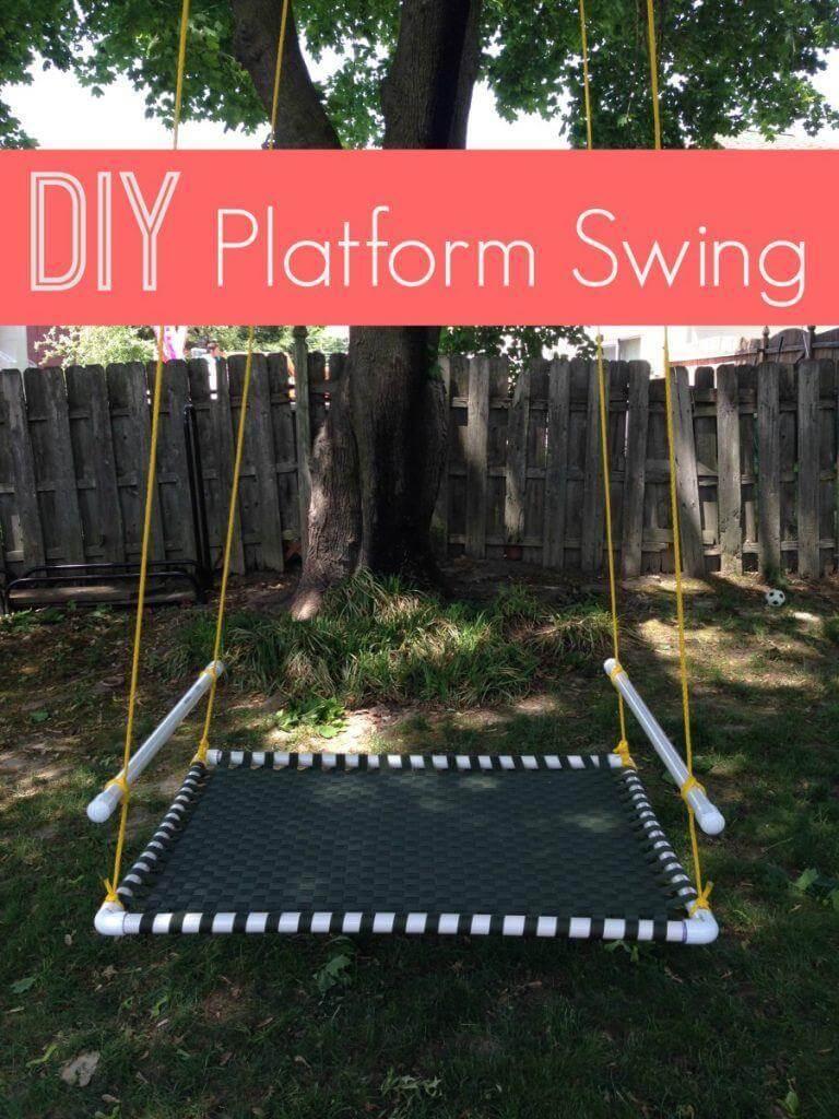 A Bouncy Swing