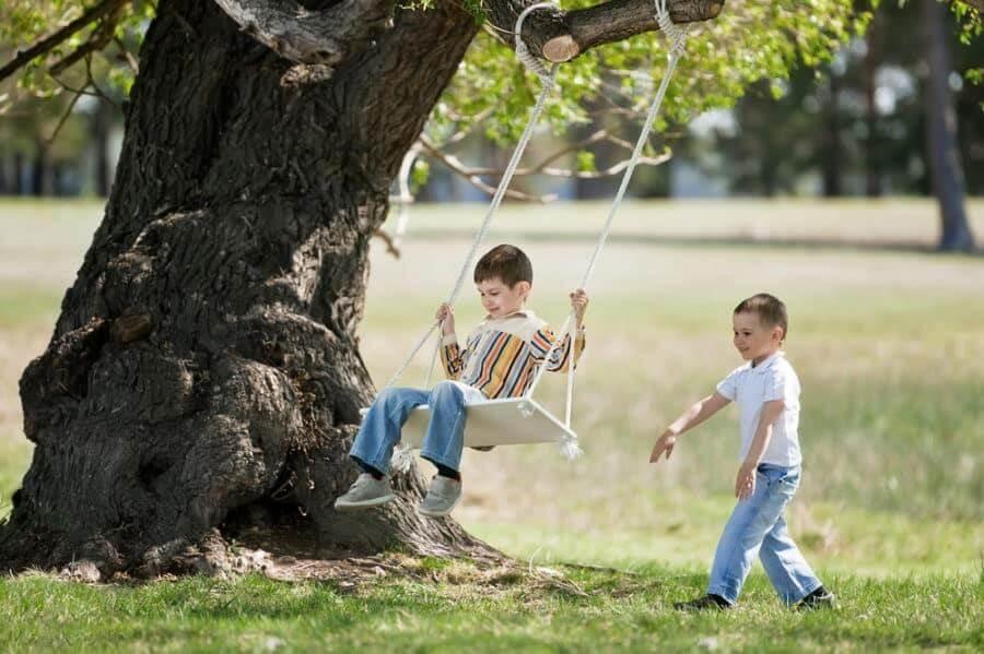 Simple Rope Swing