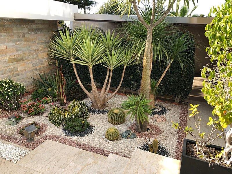 Petite Courtyard