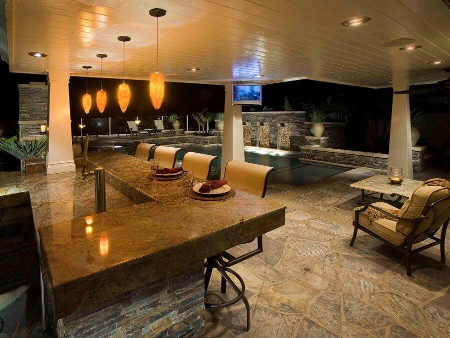 Backyard Bar Cabana