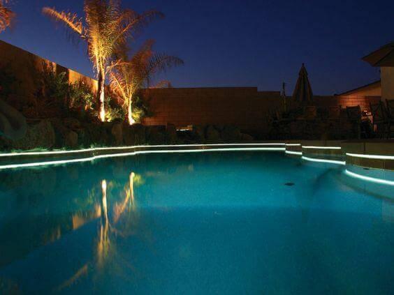 Pool Rope Lights