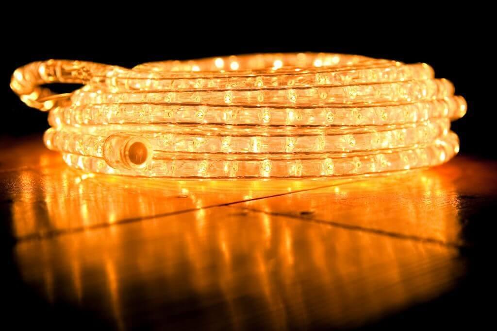 Rope Light Ideas
