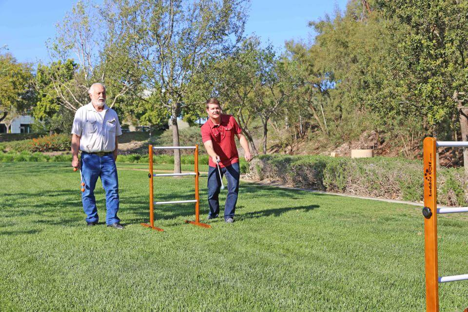 Tosso or the Ladder Ball Game