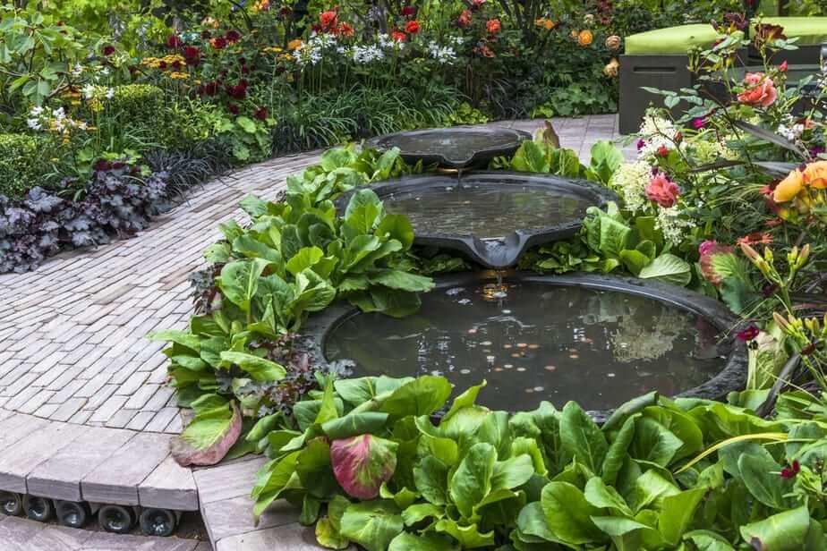 Wishing Fountain