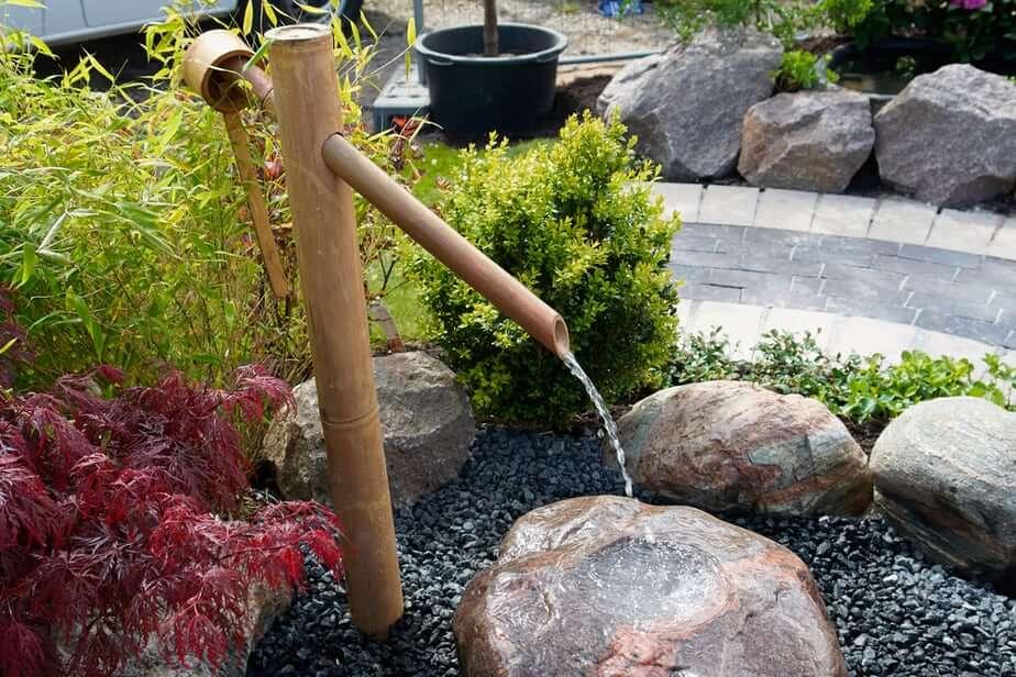 Simple Bamboo Spigot