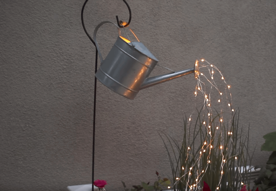 Garden Watering Can-Light