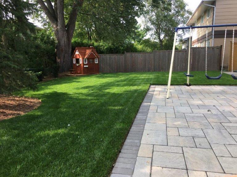 Level your garden