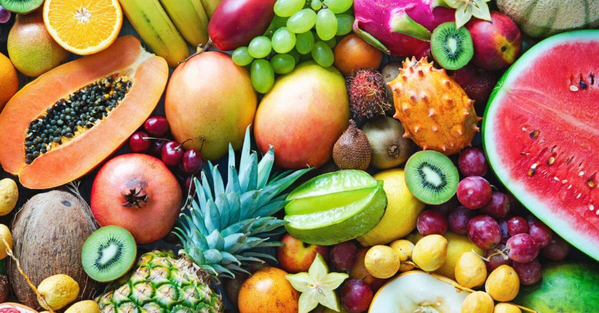 Different Types of Fruits along with Their Name and Picture