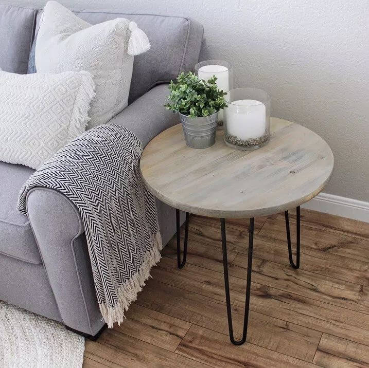 15 Gorgeous Coffee Tables with Nesting Stools