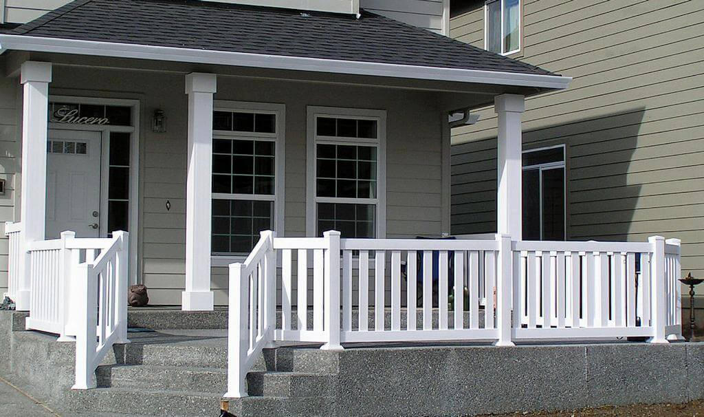 20 Awesome Porch Railing Ideas