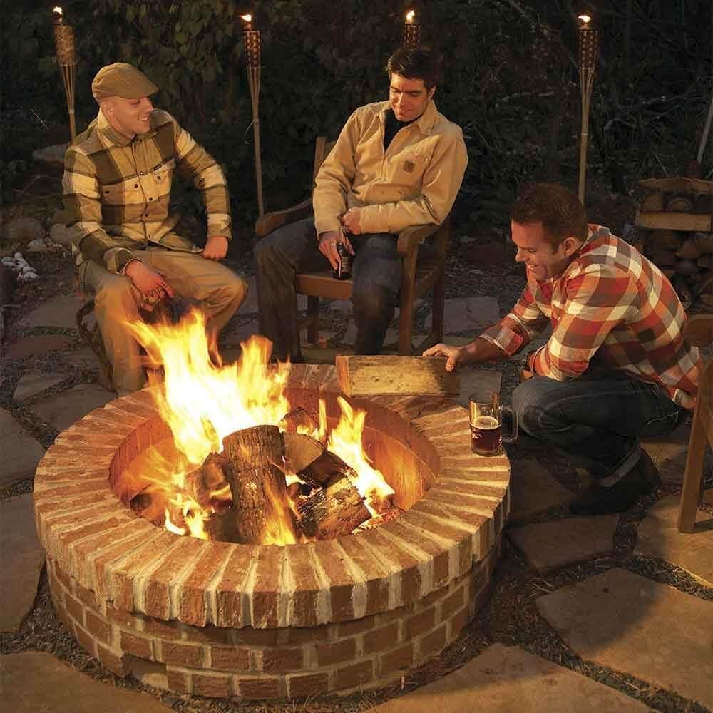 Building an Outdoor Fire