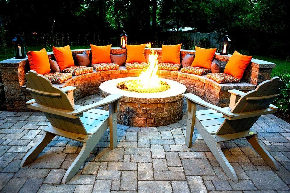 How to Design an Awesome Fire Pit?
