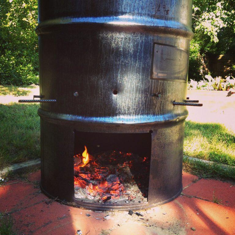 How to Make A Smokeless Burn Barrel?