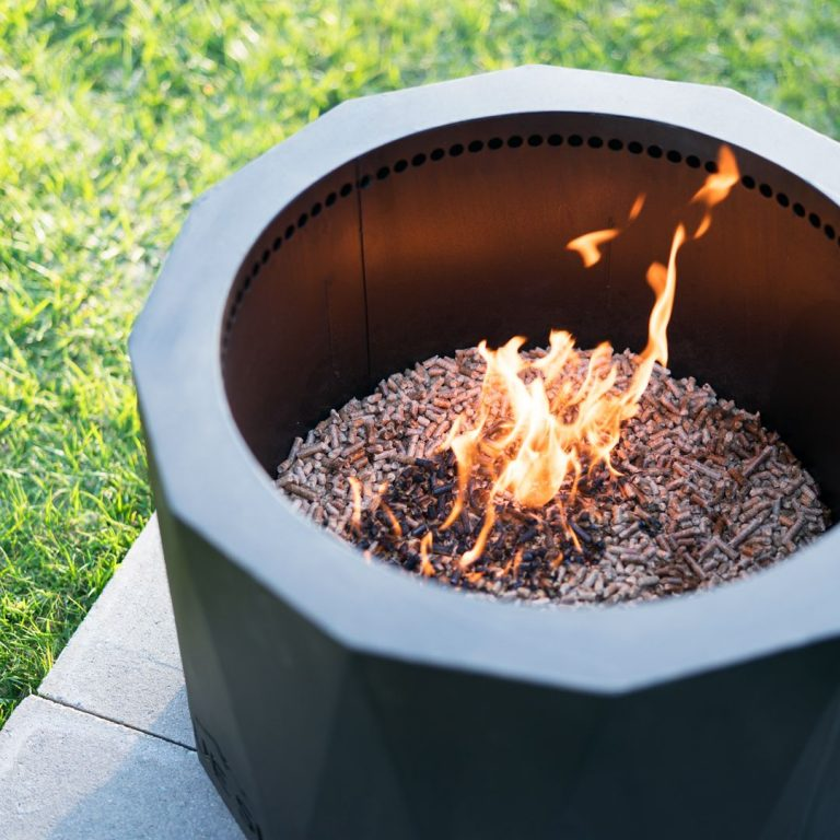 How to Start A Fire Pit: Wood-burning?