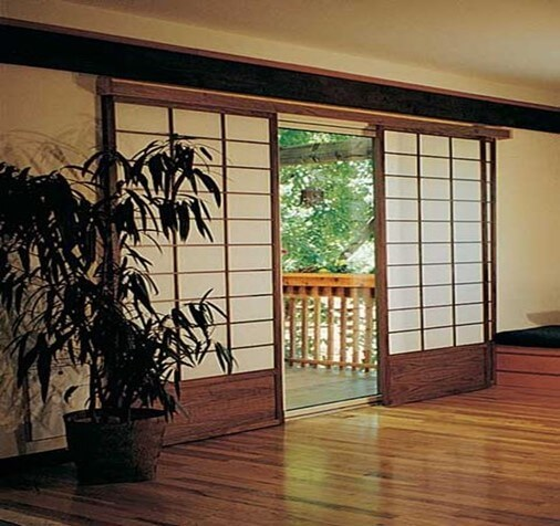 Japanese Sliding Doors and Screens