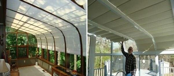 Solarium or sunroom