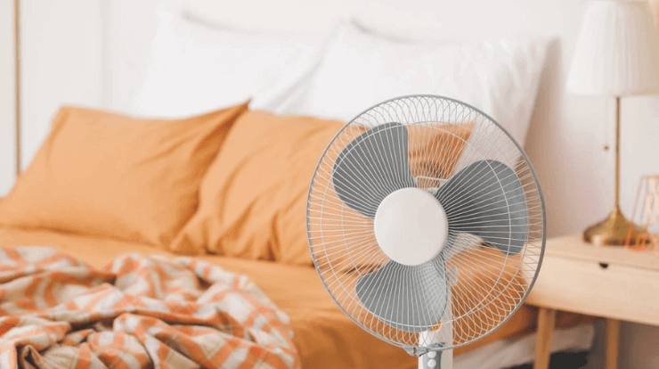 The 7 Quietest Fans for Sleeping with A Silent Breeze