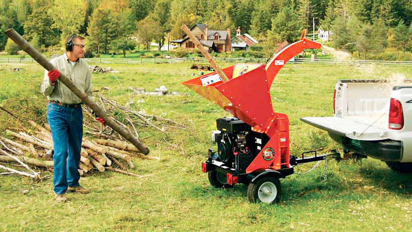Woodchipper Rental: How Much Does It Cost to Rent a Woodchipper