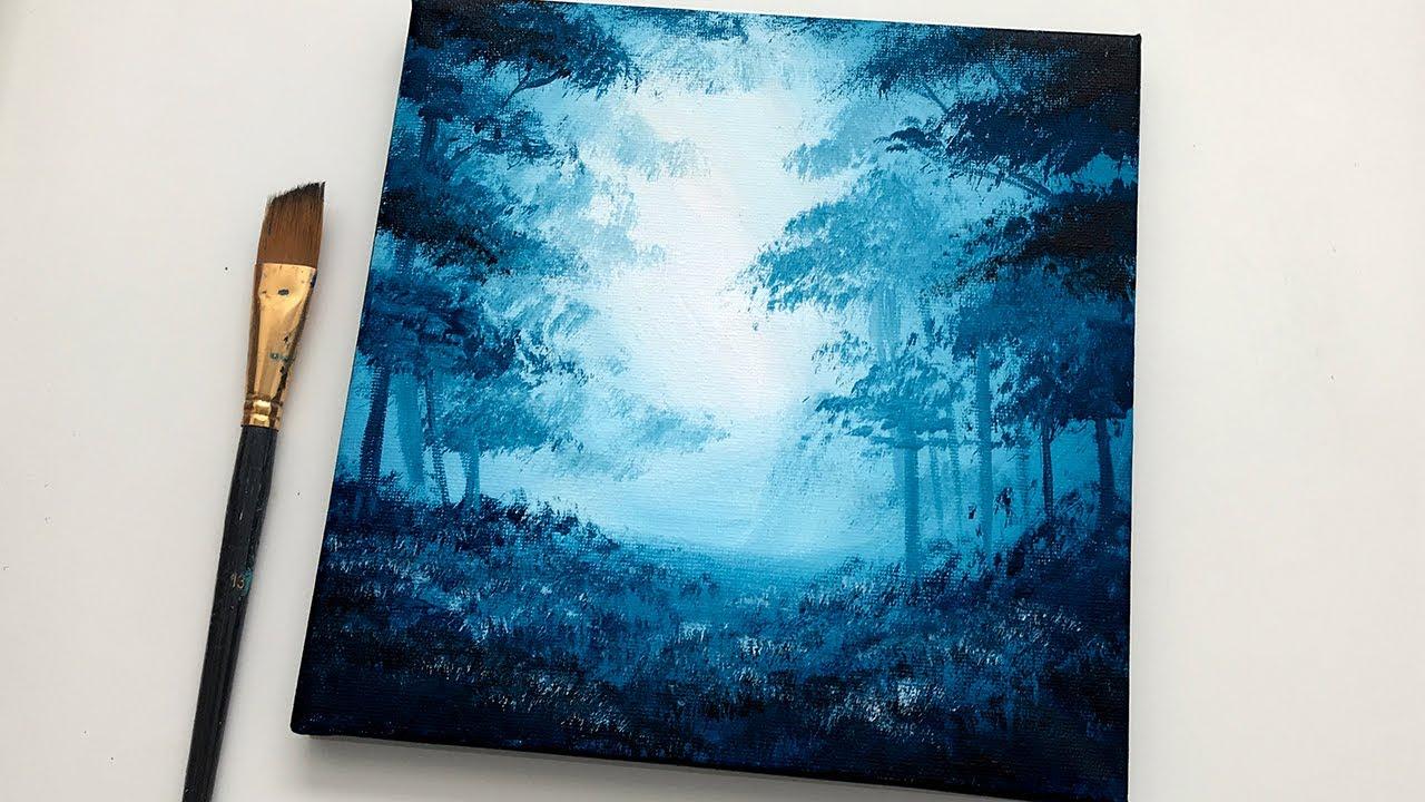 Acrylic Painting (Beginner)