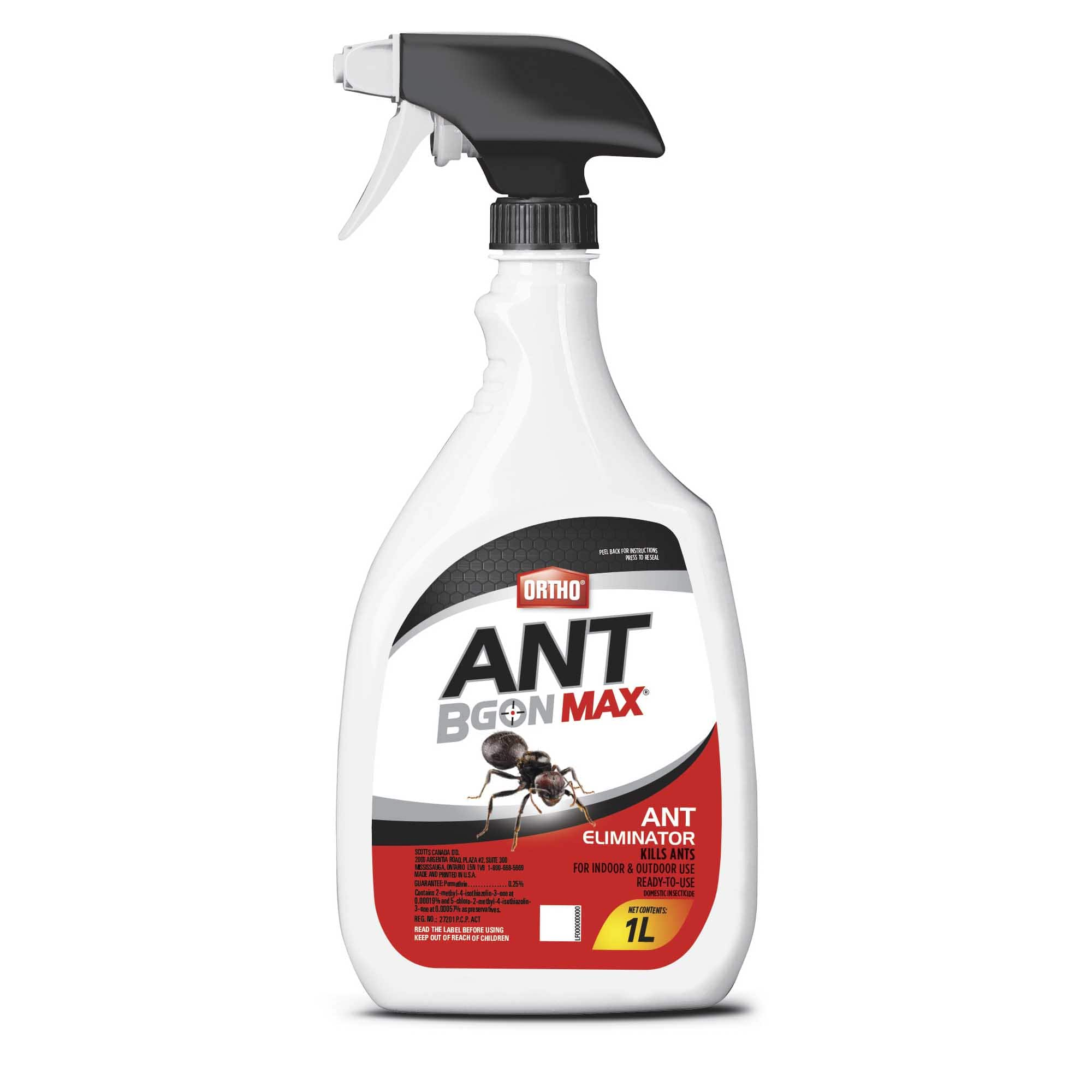 Ants-Be-Gone Spray