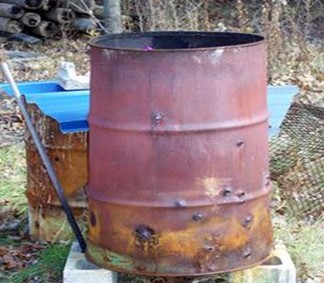 Arrange A Barrel at First