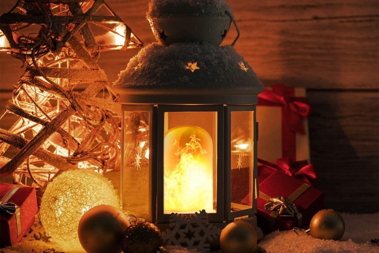 Blinking Porch Lights