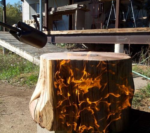Burning Method