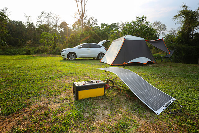 DIY Solar box