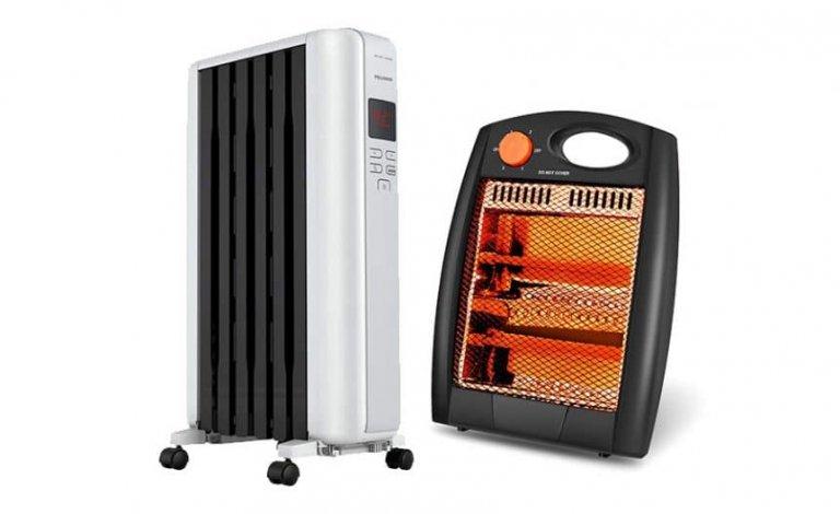 Electric Heaters vs oil heater