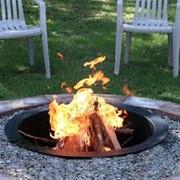Fire Pit Insert Rings