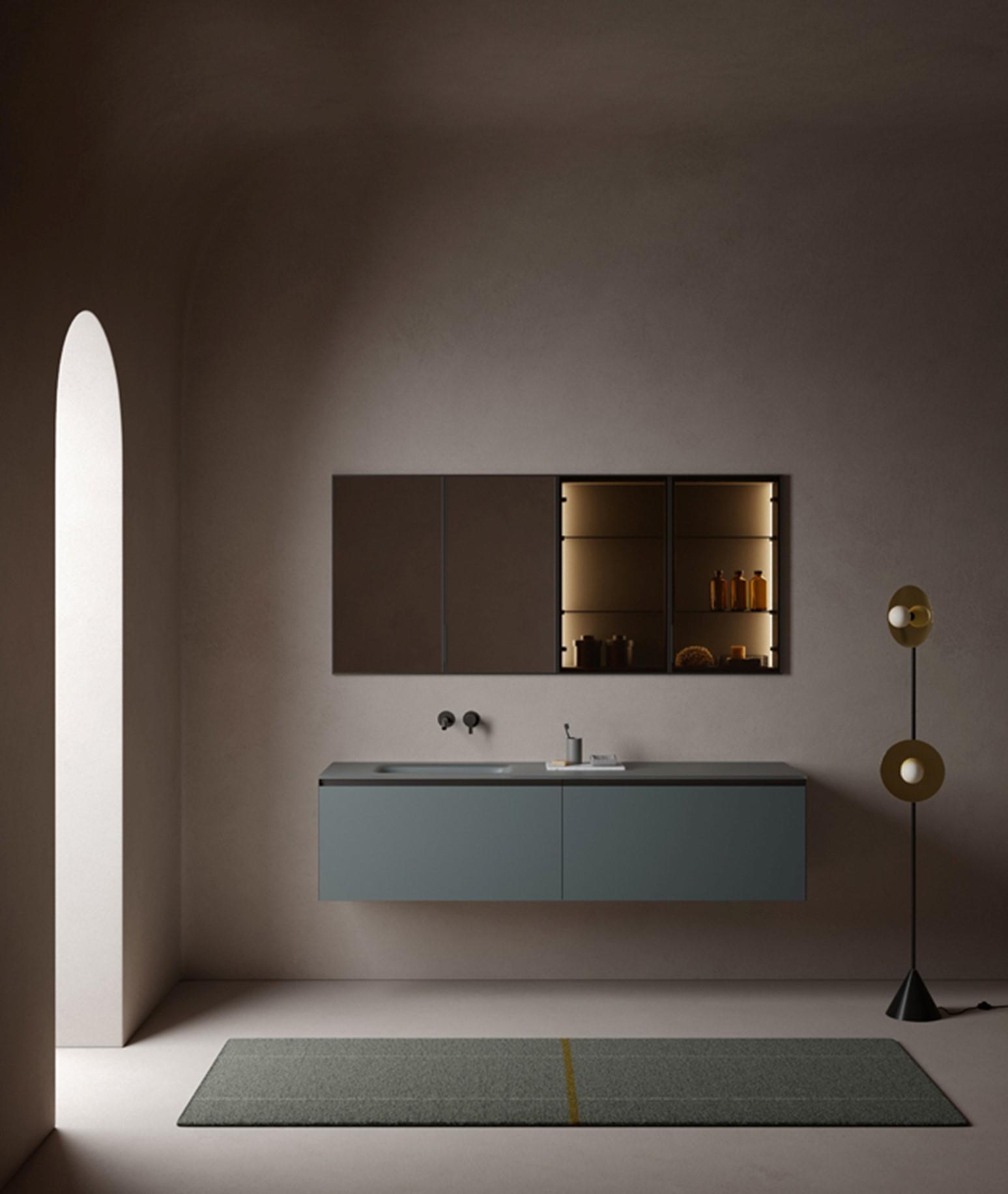 Floating Bathroom Vanity Height