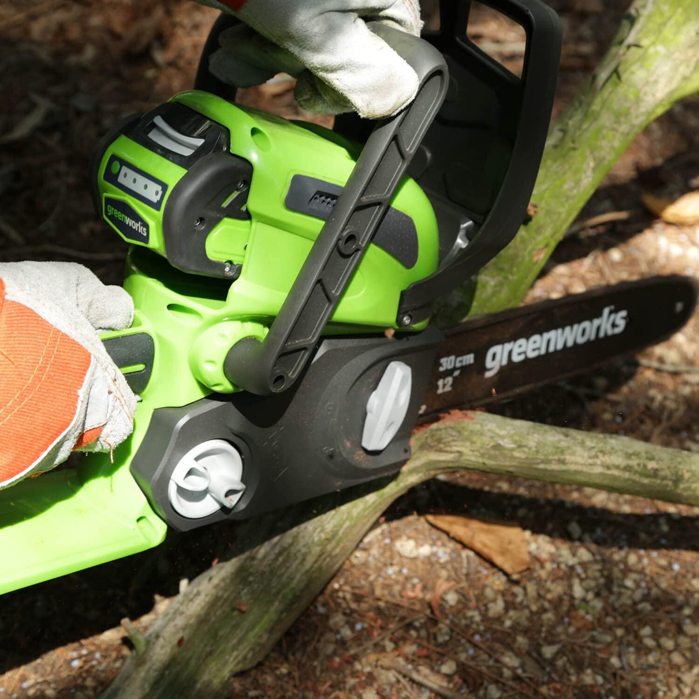 Greenworks 20262 Cordless Chainsaw