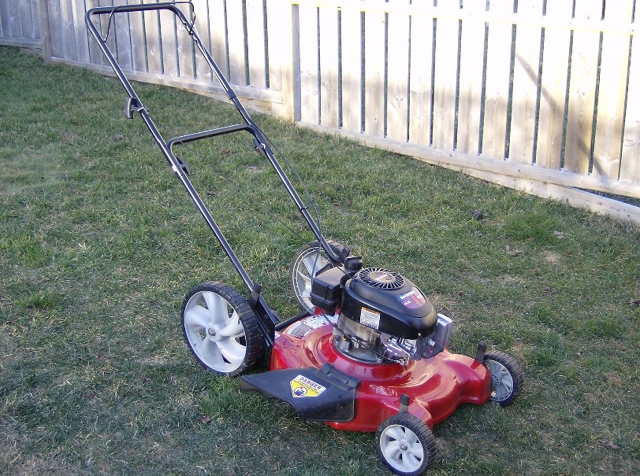 Lawnmower Should Be in The Best of Conditions
