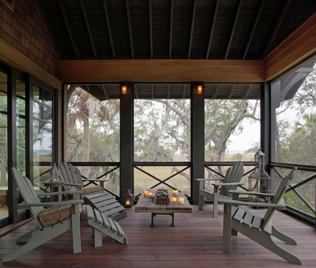 Let us Convert Your Deck into A Screened-In Deck