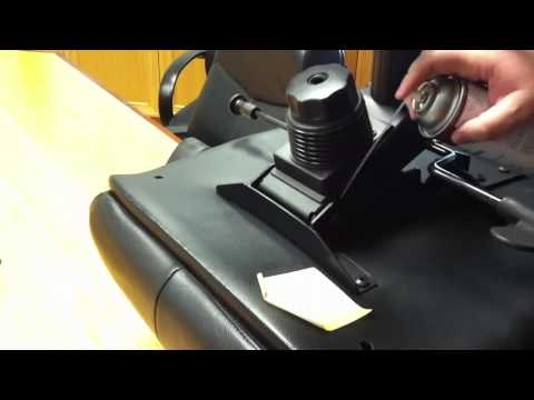 Lubricating The Components of Your Office Chair