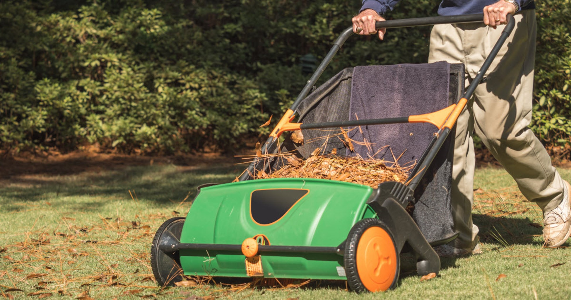 Push Lawn Sweeper (Useful or Waste of Money