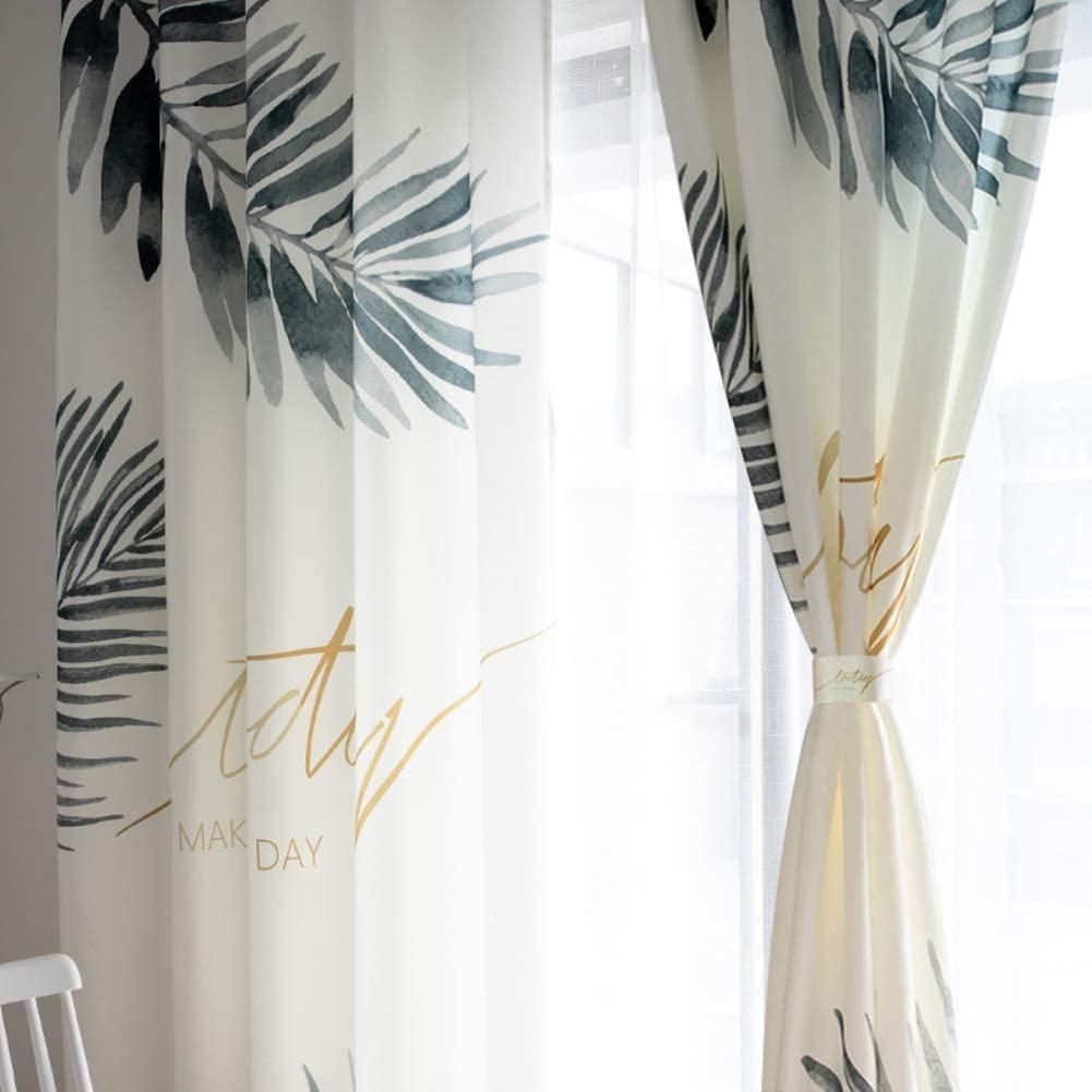 Semi-Opaque Curtains