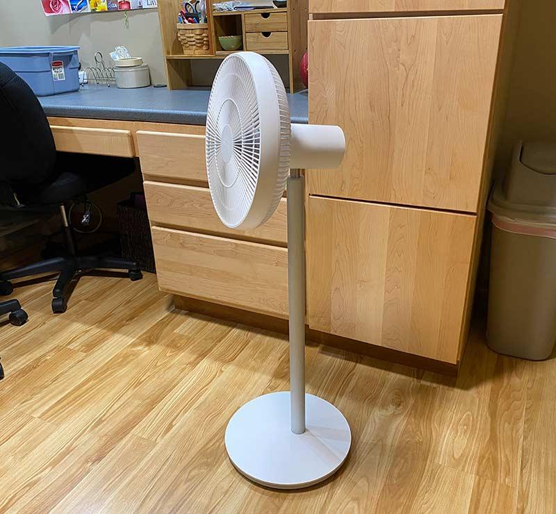 Smartmi Standing Oscillating Pedestal Fan