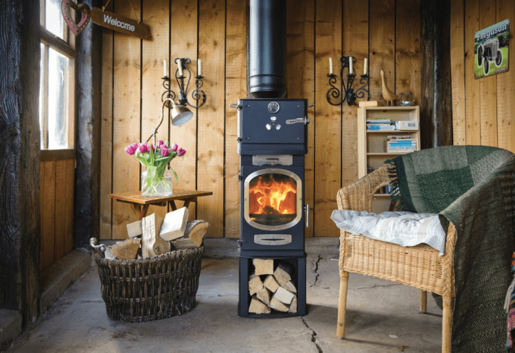 Stoves for the Shed
