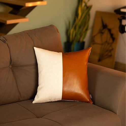 Two-toned Pillows