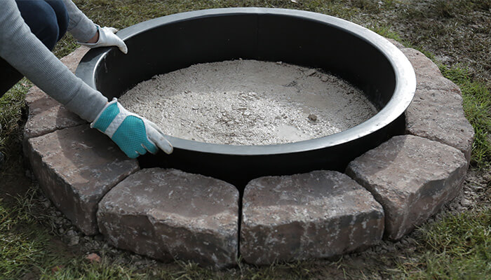 What Is a Good Diameter for a Fire Pit Insert