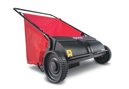 What is a Push Lawn Sweeper