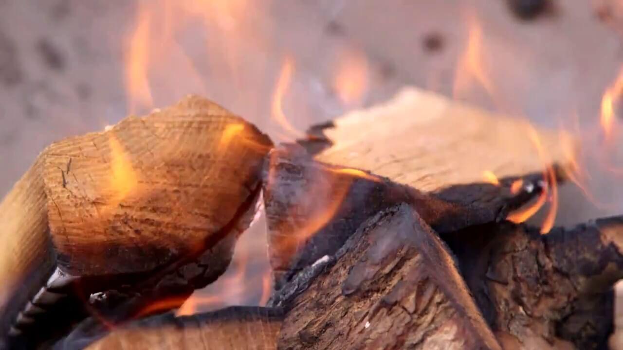 smokeless wood