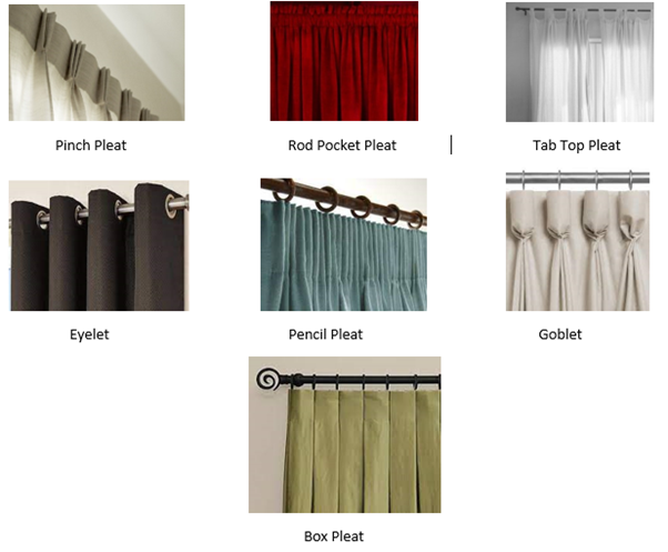 your bedroom curtains