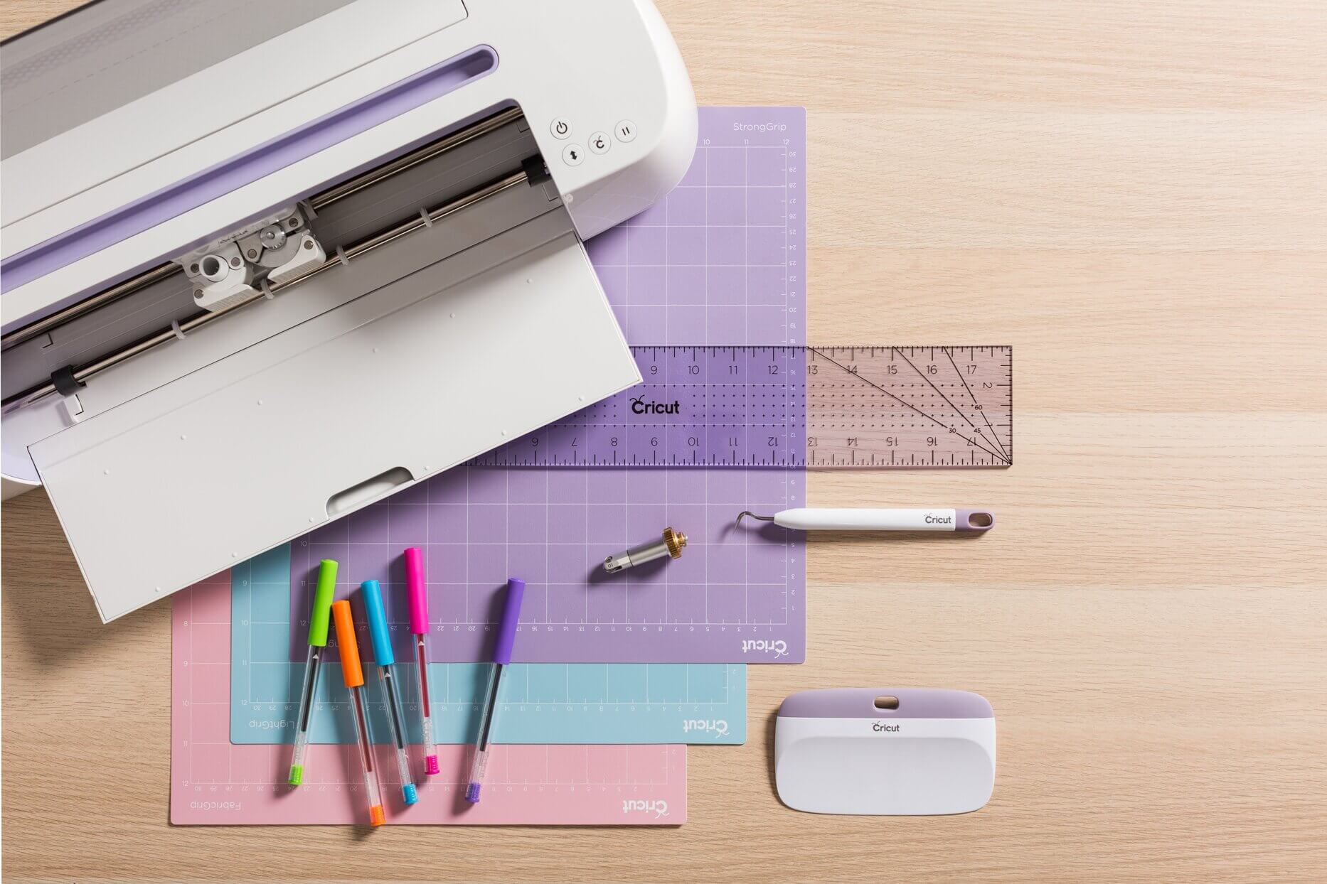 How to Clean Your Cricut Mat (And Make It Sticky Again)
