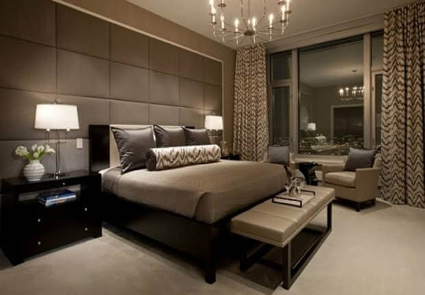 11 Luxury Masculine Bedding Sets for Your Bachelor's Pad or Man Cave